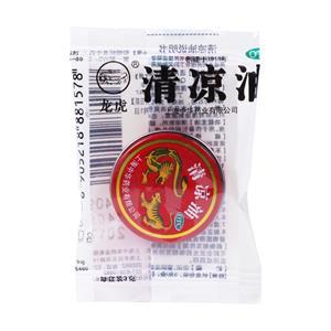 龙虎 清凉油 3g