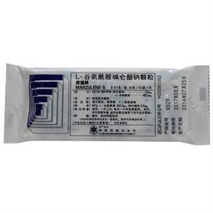 麦滋林 L-谷氨酰胺瓜仑酸钠颗粒   15袋