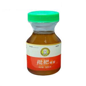 恒丰园 枇杷蜂蜜 500g