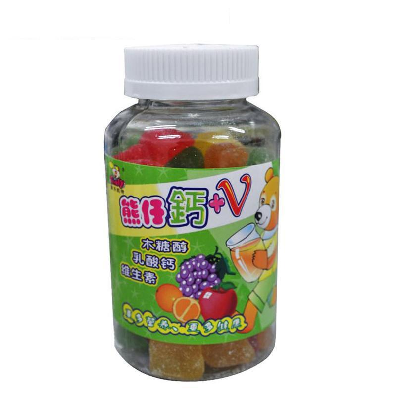 熊仔钙+V营养糖