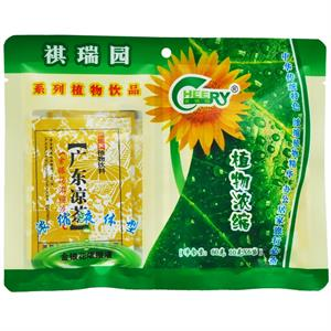 祺瑞园 金银花浓缩液植物饮料  深圳祺瑞园  10克*6袋