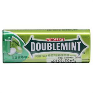 绿箭 无糖薄荷糖(留兰香薄荷味)  箭牌糖果  23.8g