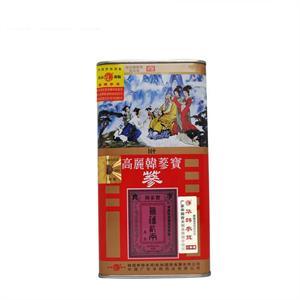 华韩 高丽韩参宝参(良字铁盒)     75g