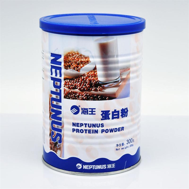海王 蛋白粉 300g  请用新包装 海王牌蛋白粉 10克*30袋 特价促销