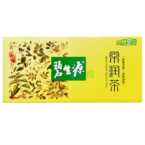 碧生源 常润茶 2.5g*(20+5)袋 便秘
