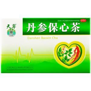 天草 丹参保心茶 120袋