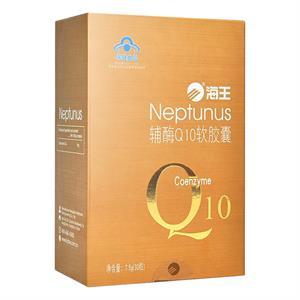 海王 辅酶Q10软胶囊  杭州海王  30粒