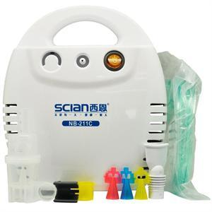 西恩 压缩雾化器(白色)NB-211C 家用医用雾化器 成人儿童雾化机吸入器