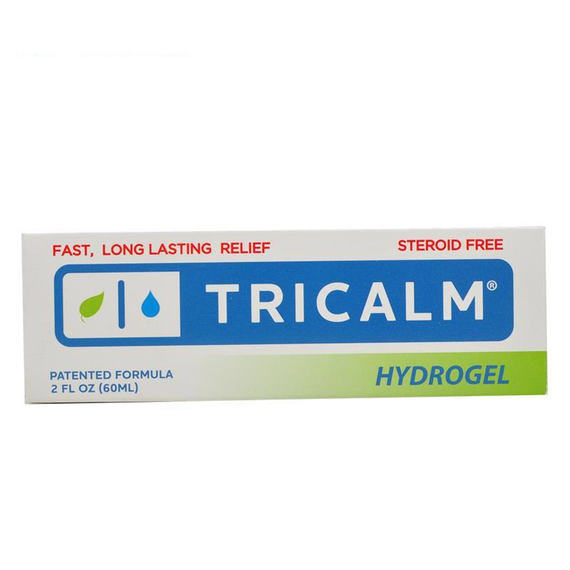TriCalm,泰瑞康水润啫喱  美国考斯麦德  60ml