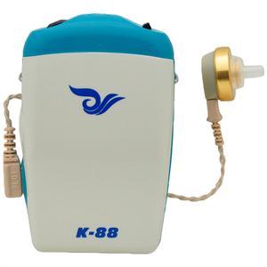 馨尔康 助听器  耳背式K-88 老人耳聋 听力下降 听不清楚 有线盒式机