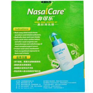 鼻可乐 鼻腔清洗器(成人装)  美国泰克沃德  240ml/3.5g*10袋