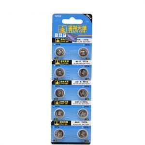 金装天球 助听器电池 AG13/357A 电量不足影响助听器效果