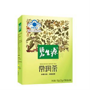 碧生源 常润茶 北京澳特 2.5g*15袋/盒*4盒