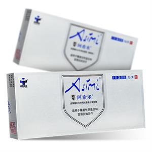 阿希米 壳聚糖妇女外用抗菌器(凝胶型)  深圳源兴  5g*3支(Ⅰ型)