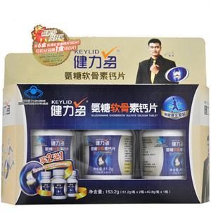 健力多,氨糖软骨素钙片  汤臣倍健  163.2G(1.02G*160片)