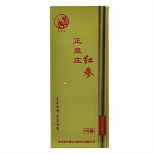正皇庄,红参  深圳正皇庄  16克±2克