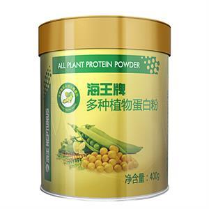 海王牌多种植物蛋白粉  江苏海王  400g