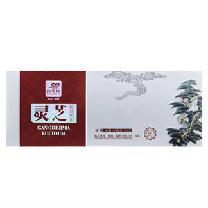 仙芝楼 灵芝(赤芝)  福建仙芝科技  3gx3袋x10盒